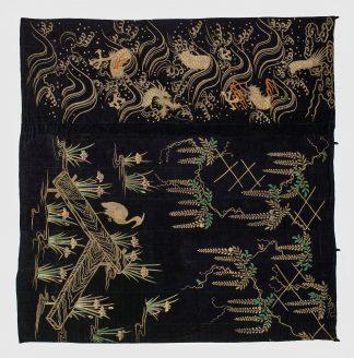 Japanese Curtain