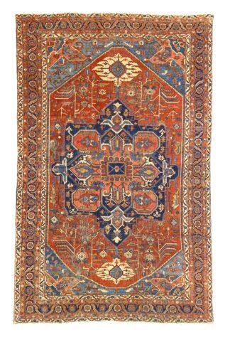 Large Serapi carpet